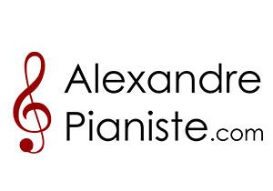 logo Alexandre Pianiste