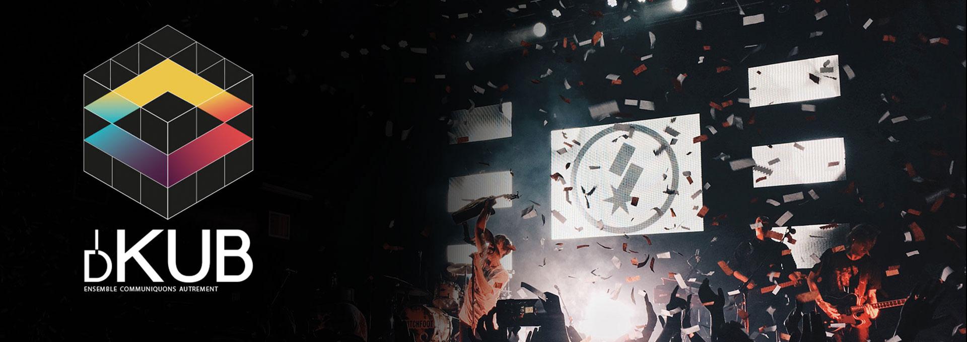 logo id kub, concert