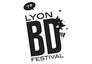 logo Lyon BD Festival